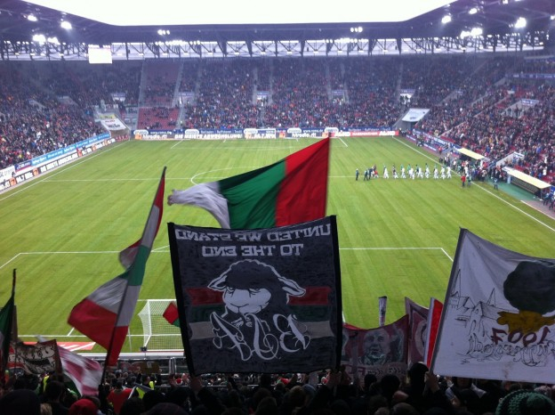 FC Augsburg – Hannover 96