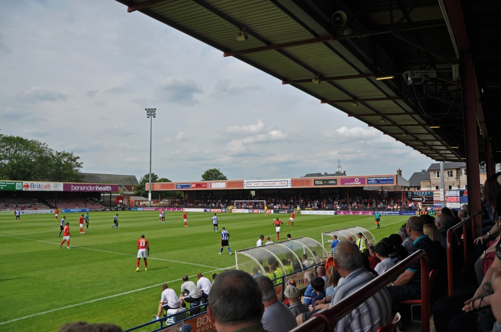 York City FC 0–2 Sheffield Wednesday