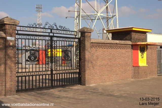 Go Ahead Eagles Stadion Tour.